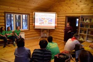 встреча с представ лагерей
