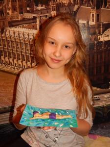 Плавец Овчинникова Ирина 13 лет 16-45-0009116